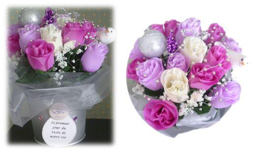 centres_de_tables_mariage_roses