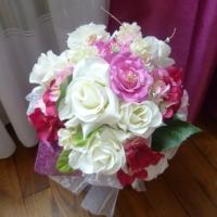 Le bouquet de mariée Lauranne