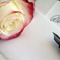 Ecrire ses voeux en s'inspirant d'extraits de films ou de chansons.