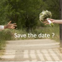 Faut-il reporter la date de ton mariage ?