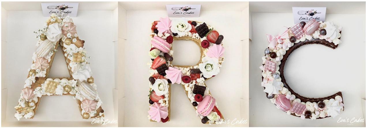 lettercakes